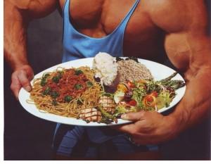 Сколько нужно углеводов на 1 кг веса для набора мышечной массы