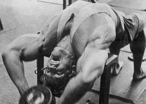 Тренируем спину в тренажерном зале
