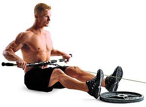 Упражнения на спину в тренажерном