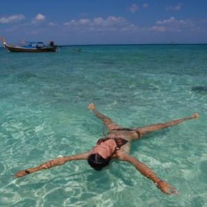 упражнение звездочка на воде