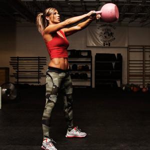 какие бывают кроссфит упражнения