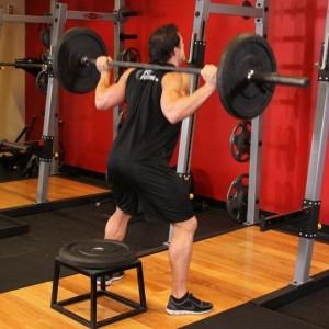 Взрывная сила ногупражнение для силы ног