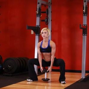 Комплекс тренировок для девушек
