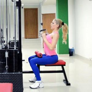 Комплекс упражнений для девушки