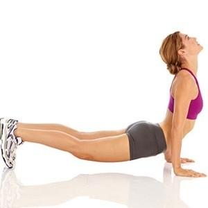 упражнения против протрузий