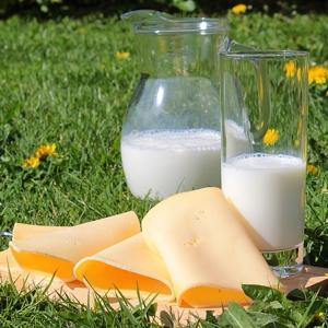 молочные продукты для похудения таблица