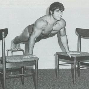 Спортивное питание для домашних тренировок