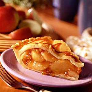 диетический пирок с яблоками