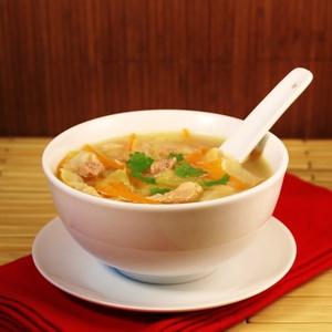 Вкусные диетические супы