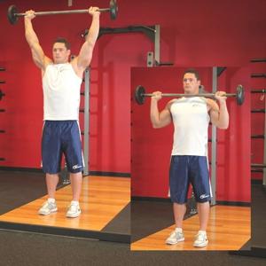 Эффективные упражнения для плеч