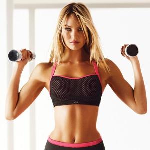 упражнения на грудные для девушек