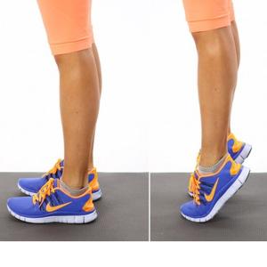 статические упражнения для ног