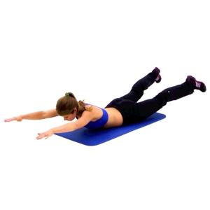 статическое упражнение для сипины