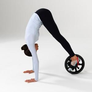 упражнение пик с роликом