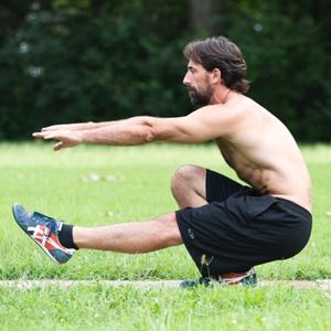 упражнения для тренировки с собственным весом